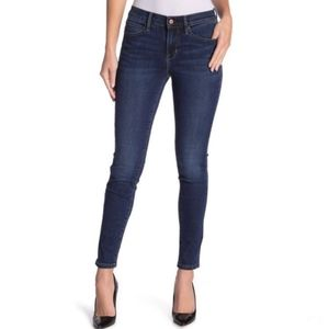 Nicole Miller High Rise Skinny Jeans